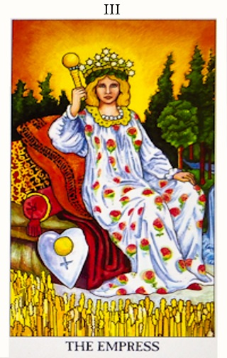 The Empress Traits In The Major Arcana